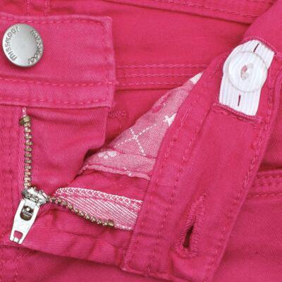 Imagem 5 do produto Calça Skinny em sarja Swarovski Pink - Missfloor - 1730M1757 CALÇA SKINNY PINK SARJA SARJA-2