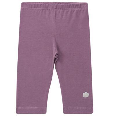 Imagem 1 do produto Legging para bebe em cotton Lilás - Baby Classic - 48020001.11 LEGGING AVULSA GRAPE-G
