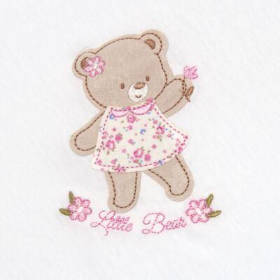 Imagem 2 do produto Manta forrada em malha Little Bear - Classic for Baby