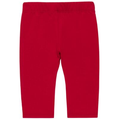 Imagem 2 do produto Legging para bebe em viscomfort Laço Vermelha - Baby Classic - 20511628 LEGGING C/ LAÇO VISCOMFORT BUTTERFLY-G