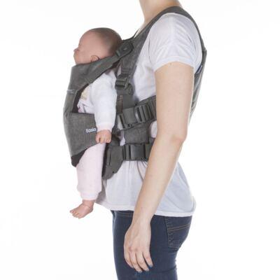 Imagem 5 do produto Canguru Easia Black Denim - Bébé Confort