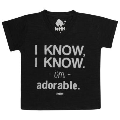 Imagem 2 do produto Camiseta c/ Calça saruel em lycra Tony - Letiti - LTT07 LK CONJUNTO OTAVIO -M