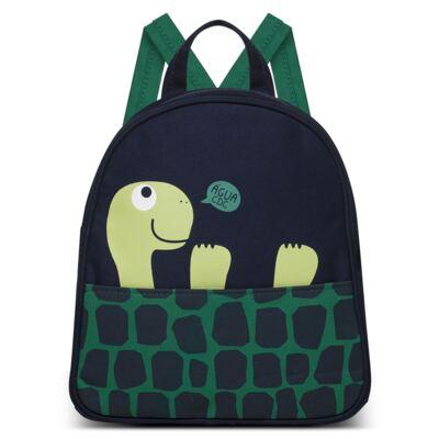 Imagem 1 do produto Mochila Escolar Tartaruga - Cara de Criança