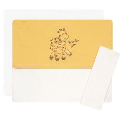Imagem 1 do produto Jogo de lençol para berço em malha Safari - Classic for Baby