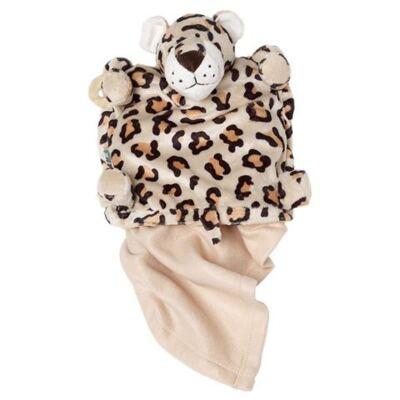 Imagem 5 do produto Travesseiro com Cobertor 3 em 1 (12m+) Leopardo - Animal Planet