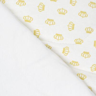 Imagem 2 do produto Edredom para berço em suedine Queen - Anjos Baby