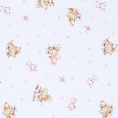 Imagem 2 do produto Jogo de lençol para berço em malha Pink Little Toys - Classic for Baby