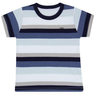 Imagem 2 do produto Camiseta com Shorts em algodão egípcio Ailu - Grow Up - 05010090.0003 CONJUNTO FLY AZUL-1
