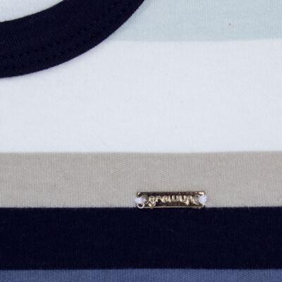 Imagem 3 do produto Camiseta com Shorts em algodão egípcio Ailu - Grow Up - 05010090.0003 CONJUNTO FLY AZUL-1