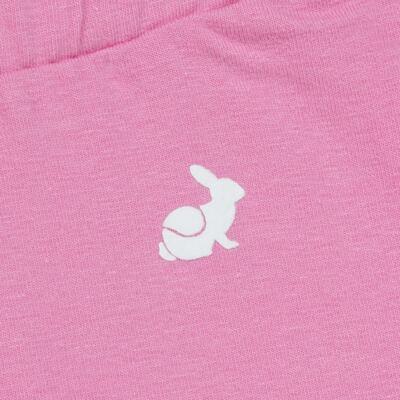 Imagem 2 do produto Calça Legging em cotton Rosa - Missfloor