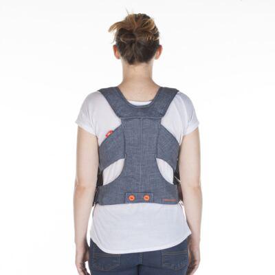 Imagem 2 do produto Canguru Easia Pure Denim - Bébé Confort