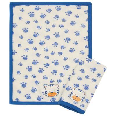 Imagem 1 do produto Kit com 2 fraldas de boca atoalhadas Little Tiger - Classic for Baby