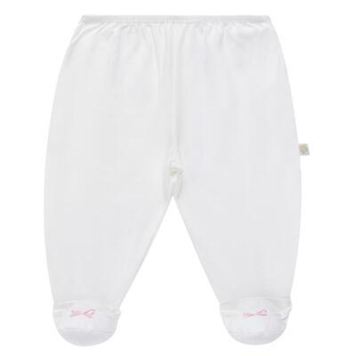 Imagem 8 do produto Jogo Maternidade para bebê: Body longo + Calça + Vestido + Manta em tricot Annie - Beth Bebê