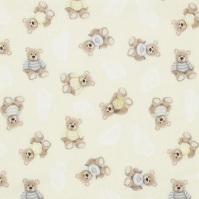 Imagem 2 do produto Manta para bebe em suedine Ursinhos - Petit