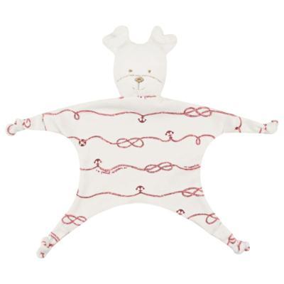 Imagem 3 do produto Manta forrada em malha com Naninha para bebê Ma Petite Marin - Classic for Baby