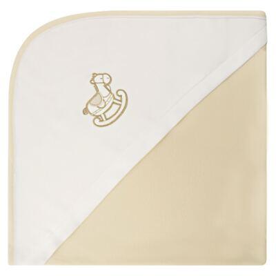Imagem 1 do produto Manta dupla face em Pima Cotton Supreme Baby Horse - Mini & Kids