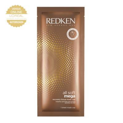 Redken All Soft Mega Mask Cap - Máscara Hidratante - 10ml