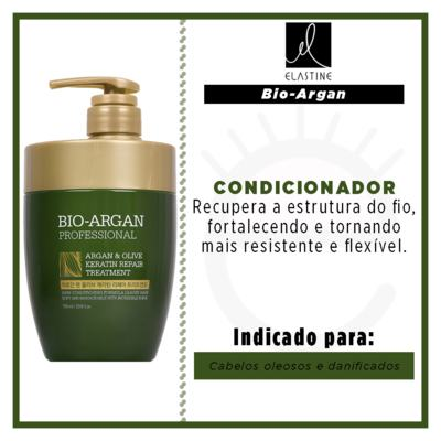 Imagem 2 do produto Elastine Bio Argan & Olive - Condicionador - 700ml