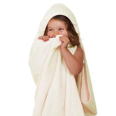 Imagem 2 do produto Toalha Max Splash & Wrap Creme - Clevamama