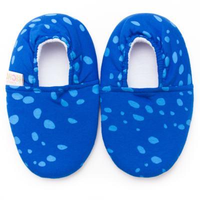 Imagem 1 do produto Pantufa Blue Spots - Cara de Criança - P2347 ARRAIA P PANTUFA M/MALHA-27/28