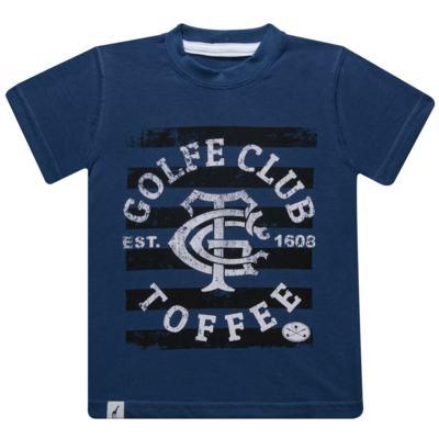 Imagem 1 do produto Camiseta em malha Golfe Club - Toffee