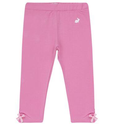 Imagem 1 do produto Calça Legging em cotton Rosa - Missfloor