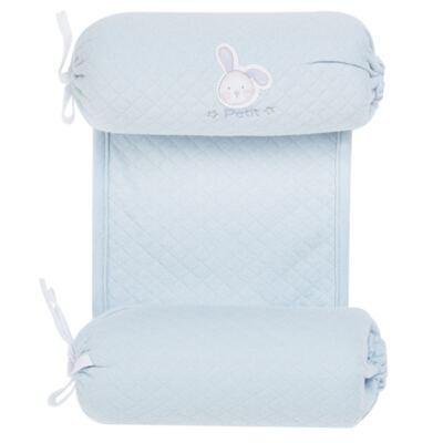 Imagem 1 do produto Segura nenê em viscomfort matelassê Lapin - Petit