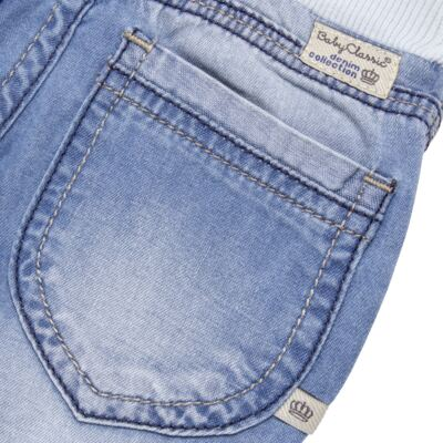 Imagem 3 do produto Calça jeans para bebe Azul - Baby Classic