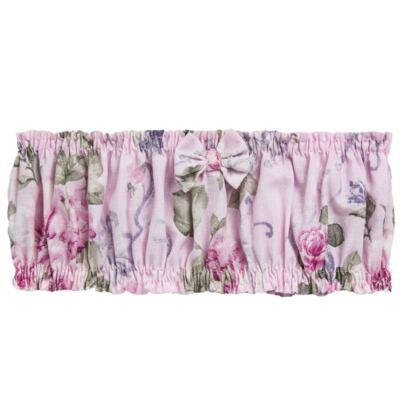 Imagem 3 do produto Conjunto de banho Floral: Biquini + Chapéu - Roana - BST00898046 BANHO DE SOL C/ TOP ROSA-G