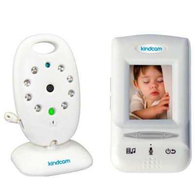 Imagem 1 do produto Babá Eletrônica Digital SafeBaby - Kindcam