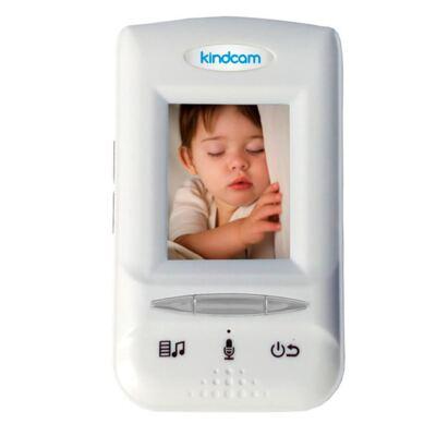 Imagem 2 do produto Babá Eletrônica Digital SafeBaby - Kindcam