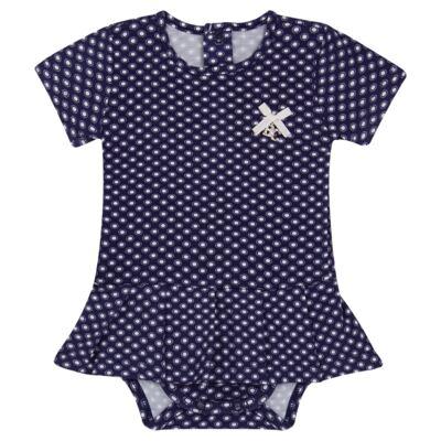 Imagem 1 do produto Body vestido em viscolycra Cute Butterfly - Baby Classic