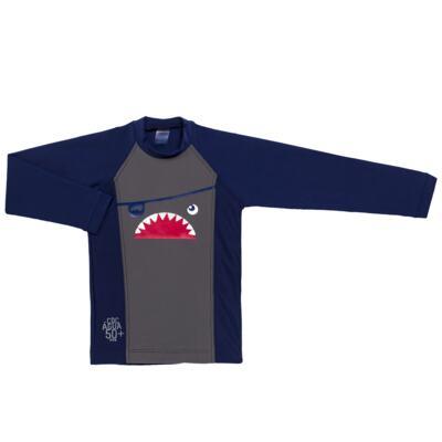 Imagem 2 do produto Conjunto de Banho Tuba: Camiseta surfista + Sunga - Cara de Criança - KIT 2 2571: SB2571+CSAL2571-2
