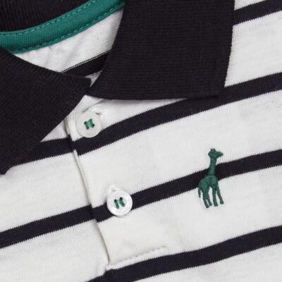 Imagem 2 do produto Camiseta Polo em malha Champions - Toffee - 65PM0001.321 CAMISETA POLO M/L - MALHA-1
