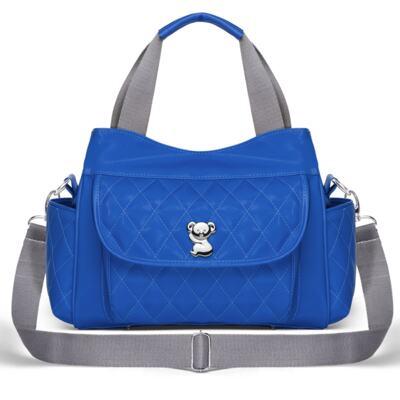 Imagem 2 do produto Kit Acessórios para bebe + Bolsa Viagem + Frasqueira Térmica Colors Klein - Classic for Baby Bags