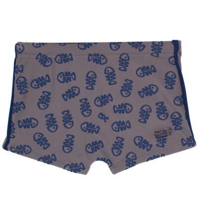 Imagem 3 do produto Conjunto de Banho para bebe Tuba: Chapéu + Sunga - Cara de Criança - KIT 1 2571 SBB2571+CH2571-M