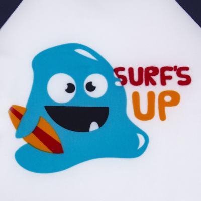 Imagem 4 do produto Camiseta para bebe em lycra Monstrinhos - Puket