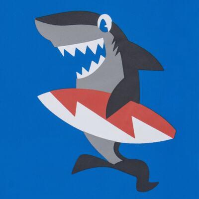 Imagem 3 do produto Conjunto de banho Tubarão: Camiseta + Sunga - Puket - KIT PK TUBARAO Camiseta + Sunga Tubarao-6