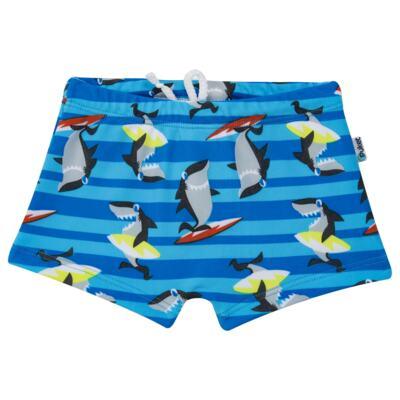 Imagem 4 do produto Conjunto de banho Tubarão: Camiseta + Sunga - Puket - KIT PK TUBARAO Camiseta + Sunga Tubarao-6