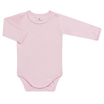 Imagem 2 do produto Pack: 02 Bodies longos para bebe em algodão egípcio c/ jato de cerâmica Princess Bear - Mini & Classic - 1023655 PACK 2 BODIES ML SUEDINE URSA-P