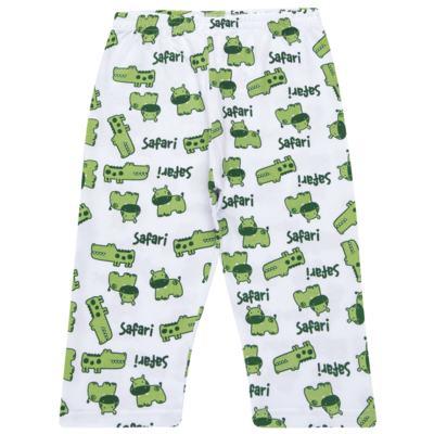 Imagem 4 do produto Pijama longo em malha Safari - Cara de Sono - L2456 SAFARI L PJ-LONGO M/MALHA-4