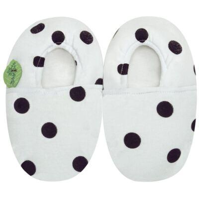 Imagem 1 do produto Pantufa Jabuticaba - Cara de Criança - P0865 PANTUFA JABUTICABA-27/28