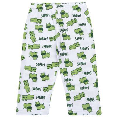 Imagem 4 do produto Pijama longo em malha Safari - Cara de Sono - L2456 SAFARI L PJ-LONGO M/MALHA-2