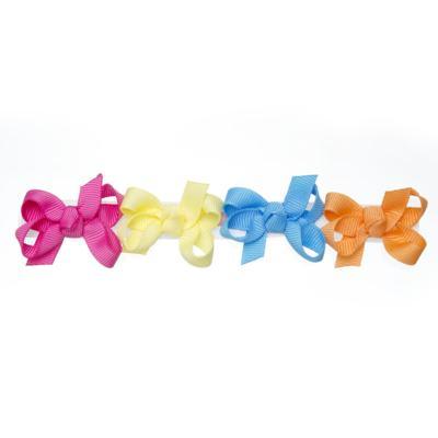 Imagem 1 do produto Kit: 4 Maxi Laços adesivos Coloridos - Roana - CTLE0028 Kit: 4 Laços adesivas Coloridas