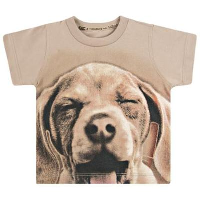 Imagem 1 do produto Camiseta Big Face Animals Dog Pal - Cara de Criança - CMC0787 CAMISETA BIG FACE ANIMALS DOG PAL-8