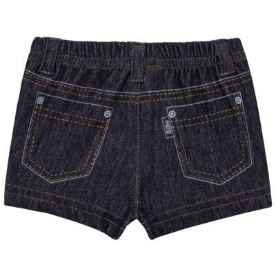 Imagem 4 do produto Shorts Saia para bebe em fleece Jeanswear - Bibe - 10P11-208 SH FEM LOEIL PEQ-P