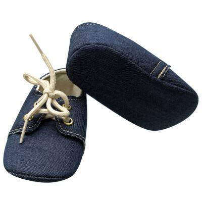 Imagem 2 do produto Mocassim para bebe Jeans - Roana - 16040010493 MOCASSIM JEANS-RN