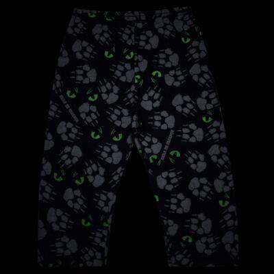 Imagem 7 do produto Pijama longo que Brilha no Escuro Panther - Cara de Criança - L2289 PANTERA L PJ LONGO M/MALHA -3