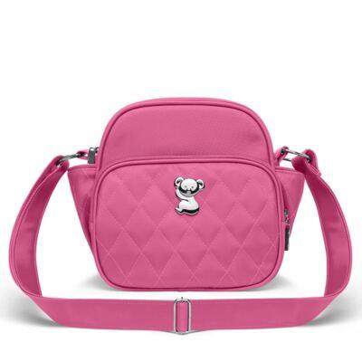 Imagem 4 do produto Kit Mala maternidade para bebe + Bolsa Viagem + Frasqueira Térmica + Necessaire Colors Pink - Classic for Baby Bags