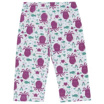 Imagem 4 do produto Pijama longo em malha Polvinha - Cara de Sono - L1994 POLVA L PJ-LONGO M/MALHA -1